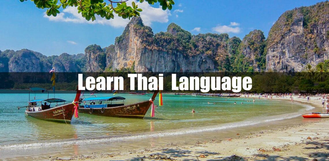 Learn Thai Language