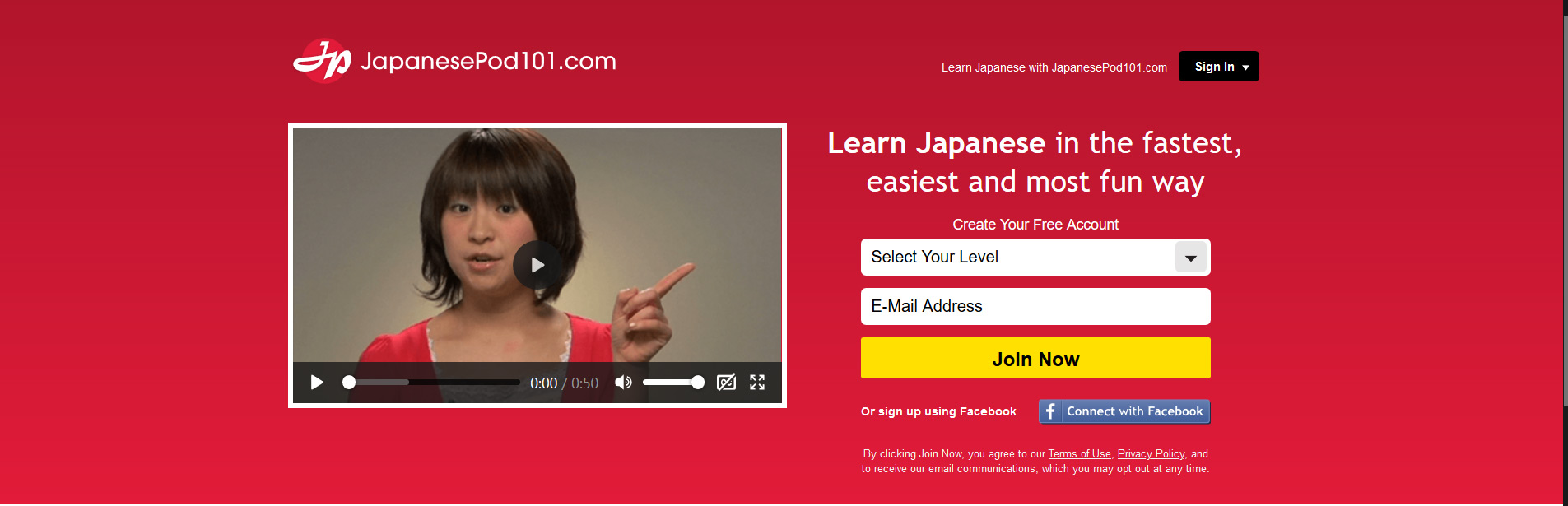 Learn Japanese Language Amazing Online Program Learn Language 101